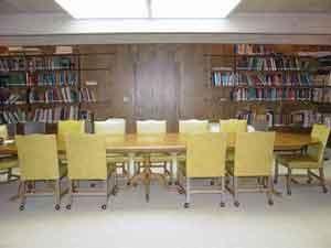 The Maude G. Schollenberger Library
