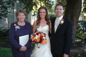 Sharon Albritton, Wedding Minister
