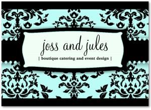 Joss and Jules Boutique Catering and Event Design