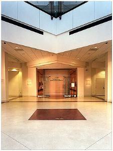 Lower and Upper Atrium