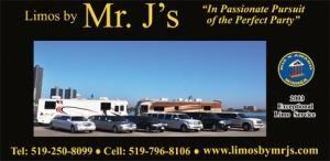 Limos by Mr. J's.