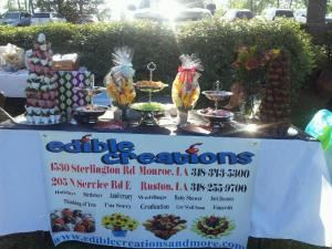 Edible Creations & More LLC