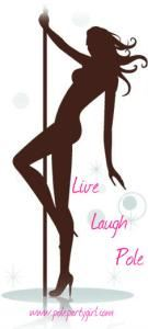 Live Laugh Pole - Fun & Flirty Fitness