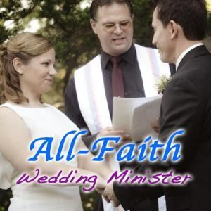 All-Faith Wedding Minister
