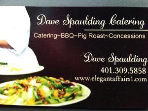 Dave Spaulding Catering