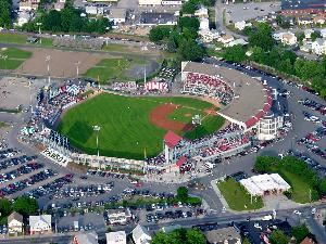 McCoy Stadium - Pawtucket Red Sox
