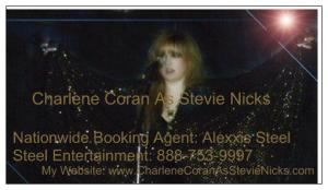 Crystal Visions - Tribute To Honor The Magic of Stevie Nicks