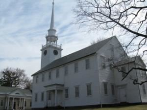 First Church of Christ, Congregational, 1652 - Meetinghouse