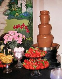Chocolate Fountains Of Oklahoma