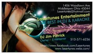 Lasertunes Entertainment