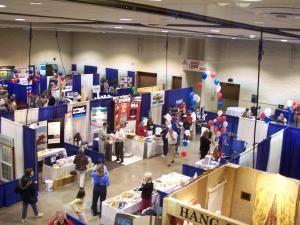 Exhibit Halls - Tradeshow