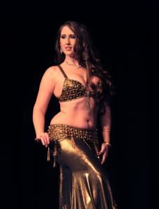 Belly Dancer Sumaya