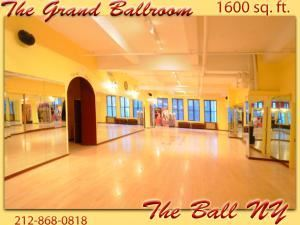 The Ball NY Dance Studios
