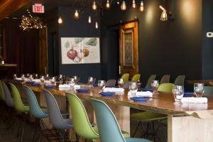 Table 40 At Fraser Cafe