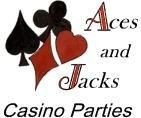 Aces and Jacks Casino Parties