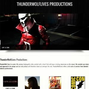 Thunder Wolf Lives Productions