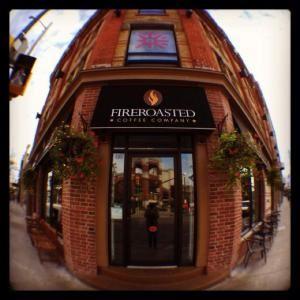 Fire Roasted Coffee Café