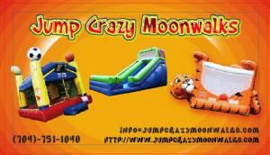 Jump Crazy Moonwalks