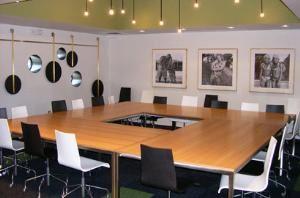 Anne V. Lewis Board Room