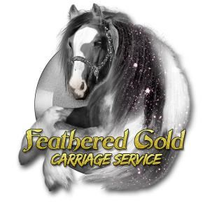 Feathered Gold Carriage Service