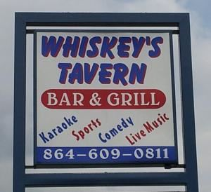 WHISKEYS TAVERN