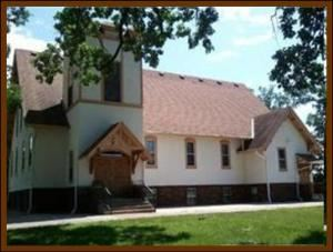 Dalbo Community Church
