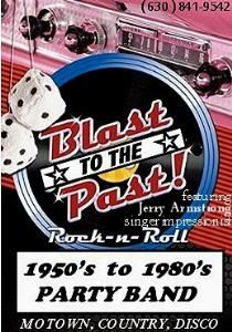"""Blast to the Past"" Band"