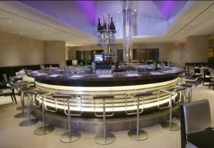 The Champagne And Caviar Bar