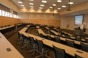 Tiered Lecture Halls