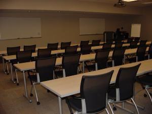 Large Seminar Rooms