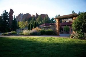 Glen Eyrie Conference Center