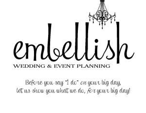 Embellish Wedding and Event Planning