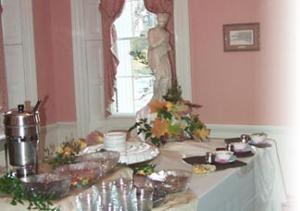 East Parlor & Rose Room