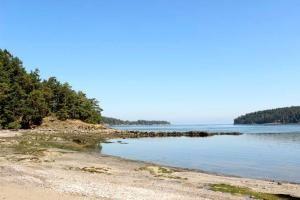 Mayne Island Camping