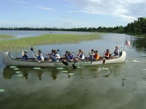 Boat Ramp & Kayaks