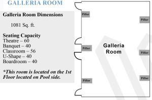 Galleria Room