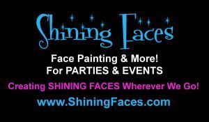 Shining Faces ~ Face Painting & More!