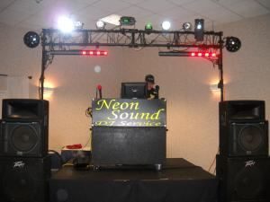 Neon Sound DJ & Karaoke Service