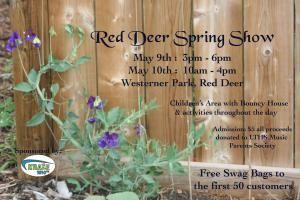 Red Deer Spring Show