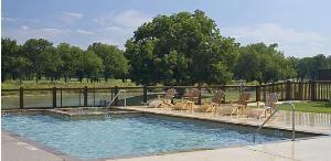 Active Pool Deck