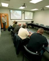 Clark Video Conference Room