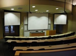 Science Center - Flory Auditorium