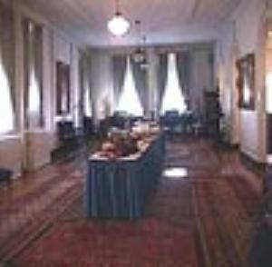 Foyer - Blue Room