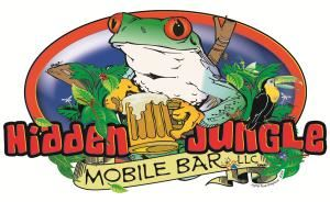 Hidden Jungle Mobile Bar