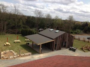 The East Lawn Pavilion