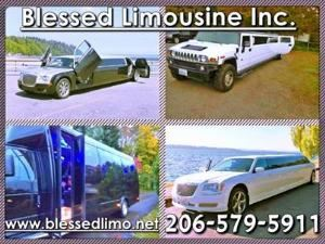 Blessed Limousine And Town Car Service