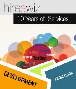 HireAWiz Web Design