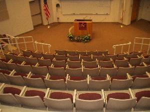 Moakley Auditorium