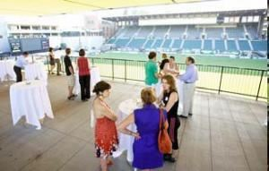 KeyBank Club Deck