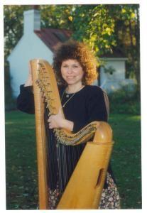 Eve Watters, Harp Music